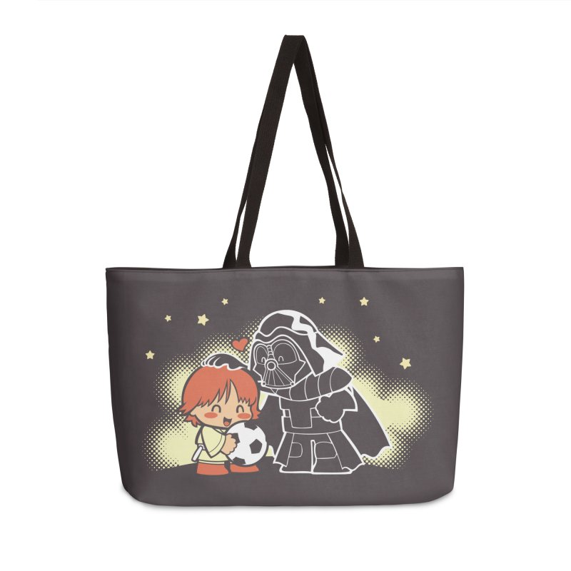 Cute Side of Force Accessories Weekender Bag Bag by AlePresser's Artist Shop