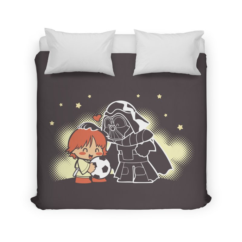 Cute Side of Force Home Duvet by AlePresser's Artist Shop
