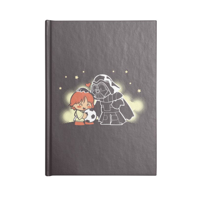 Cute Side of Force Accessories Lined Journal Notebook by AlePresser's Artist Shop