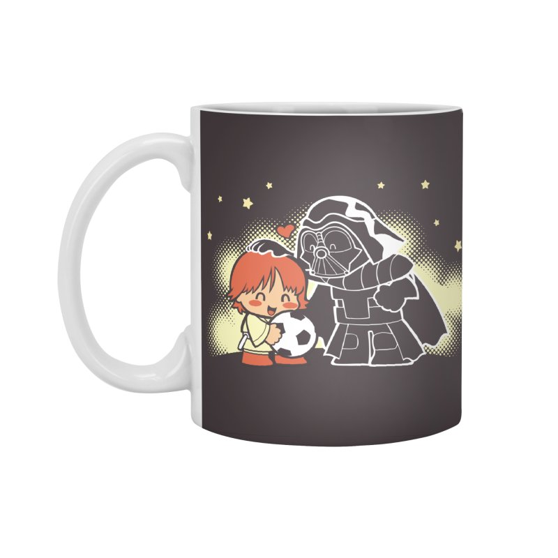Cute Side of Force Accessories Standard Mug by AlePresser's Artist Shop