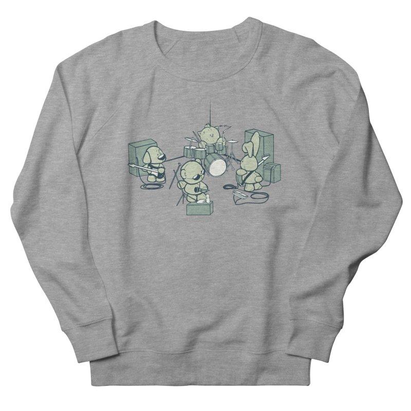 Teddy Band Men's Sweatshirt by AlePresser's Artist Shop