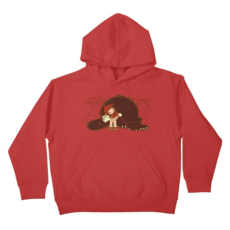 Bossy Red Riding Hood   by AlePresser's Artist Shop