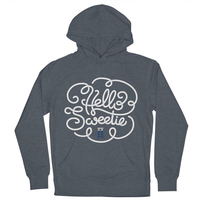 Hello Sweetie Women's Pullover Hoody by AlePresser's Artist Shop