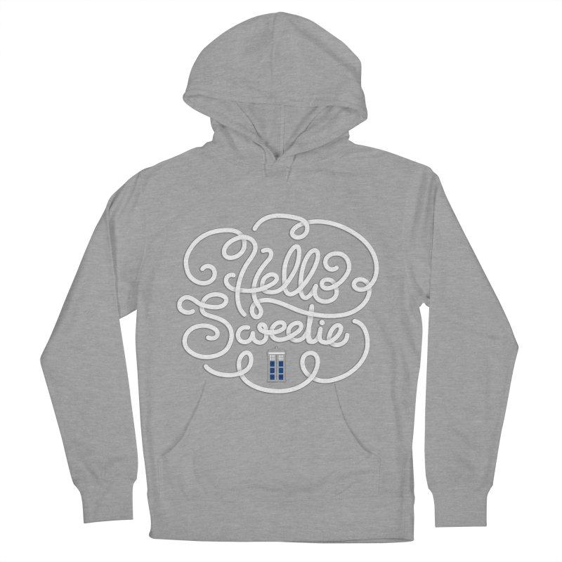 Hello Sweetie Men's Pullover Hoody by AlePresser's Artist Shop