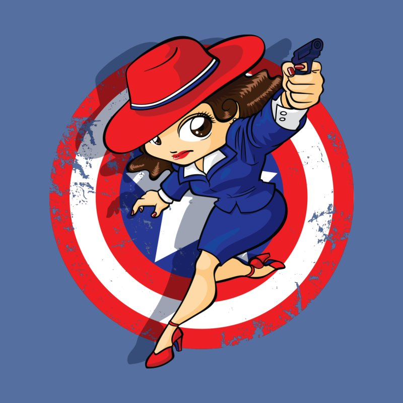 Peggy Carter Kids Toddler Longsleeve T-Shirt by AlePresser's Artist Shop