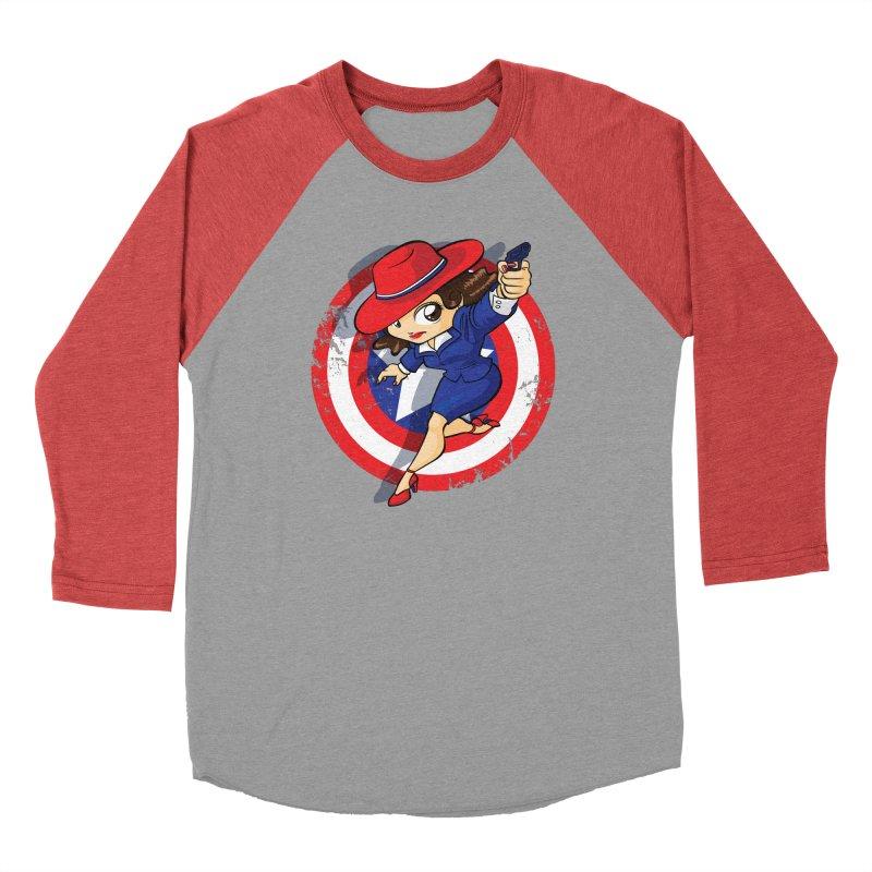 Peggy Carter Men's Longsleeve T-Shirt by AlePresser's Artist Shop