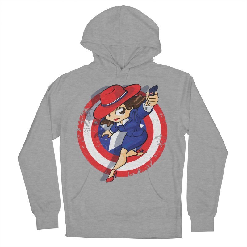 Peggy Carter Men's Pullover Hoody by AlePresser's Artist Shop