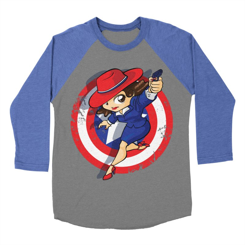 Peggy Carter Men's  by AlePresser's Artist Shop