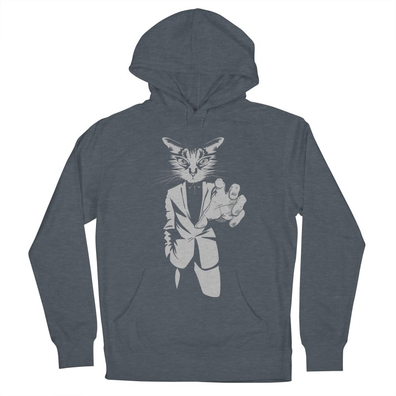 The Cat Women's Pullover Hoody by AlePresser's Artist Shop