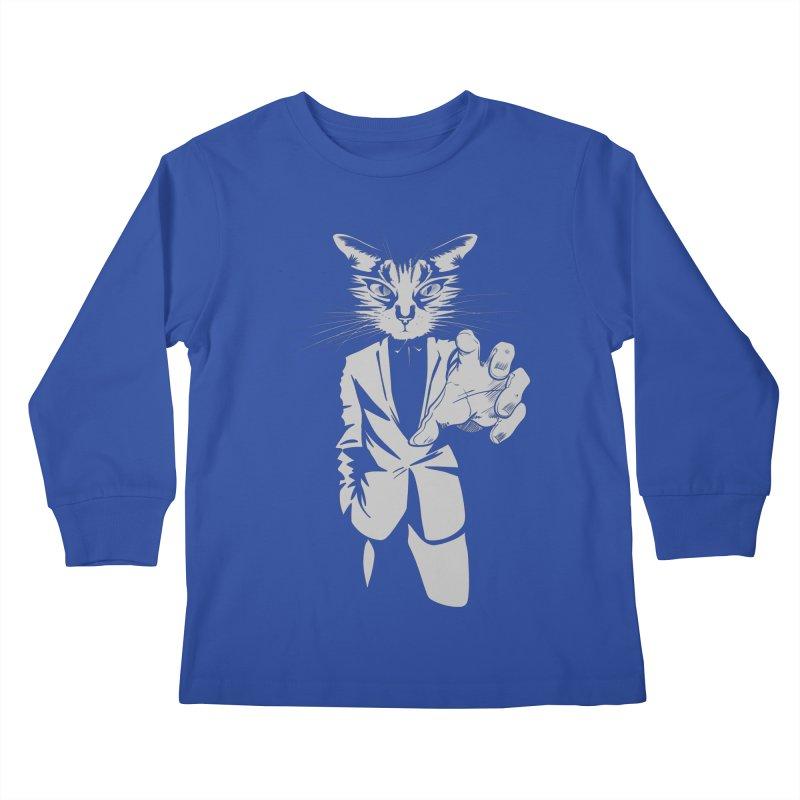 The Cat Kids Longsleeve T-Shirt by AlePresser's Artist Shop