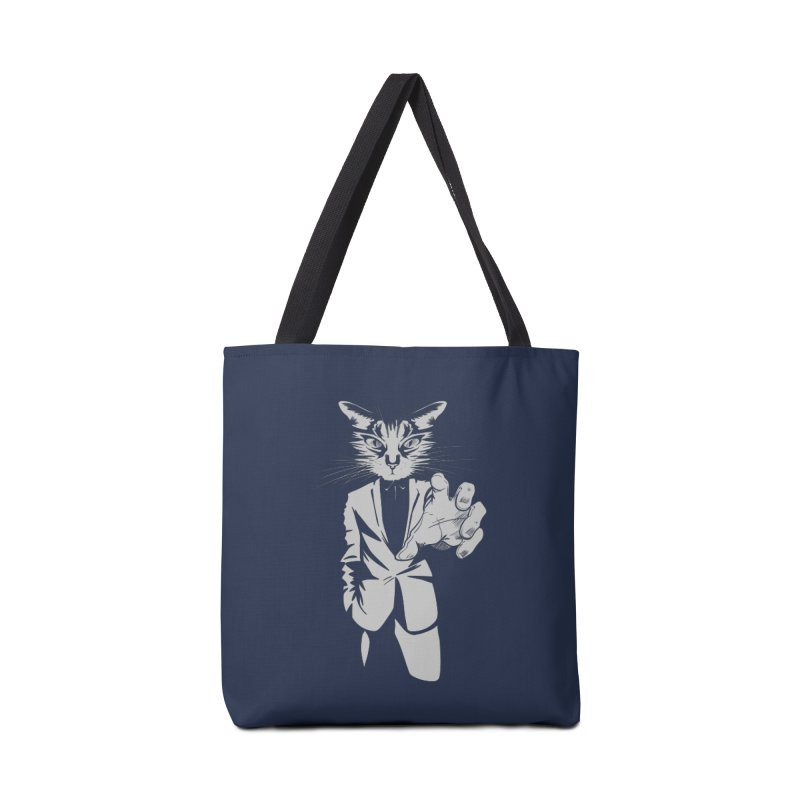 The Cat Accessories Bag by AlePresser's Artist Shop