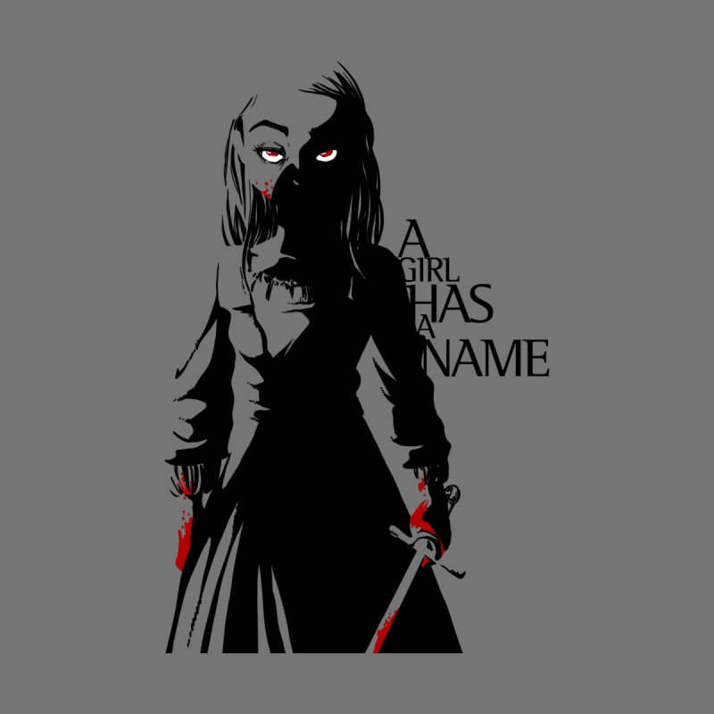 A Girl has a Name Home Blanket by AlePresser's Artist Shop