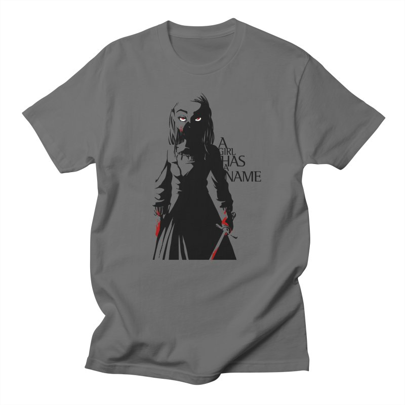 A Girl has a Name Men's T-Shirt by AlePresser's Artist Shop
