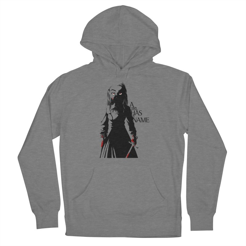 A Girl has a Name Women's French Terry Pullover Hoody by AlePresser's Artist Shop
