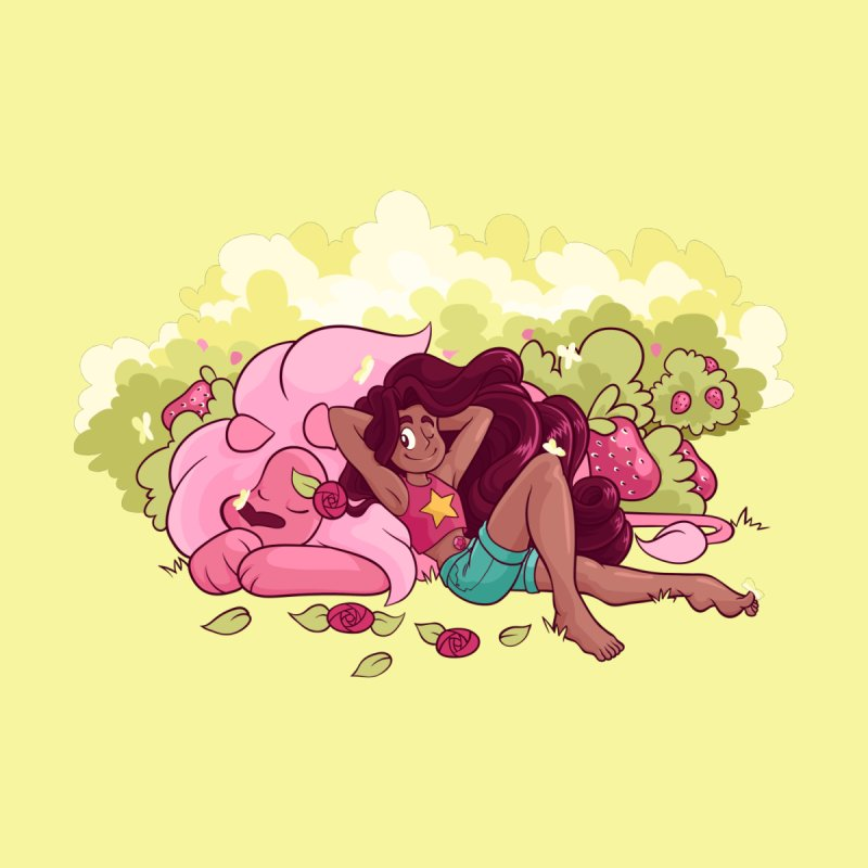 Stevonnie None  by AlePresser's Artist Shop