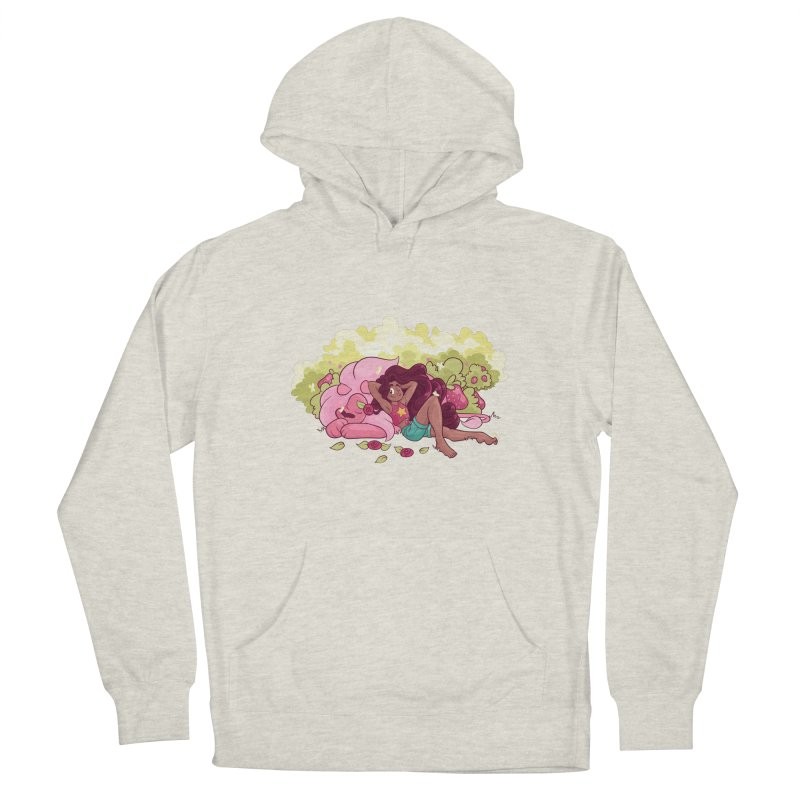 Stevonnie Men's French Terry Pullover Hoody by AlePresser's Artist Shop