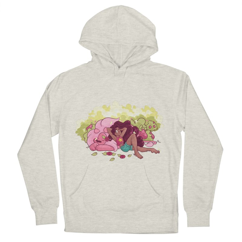 Stevonnie Women's French Terry Pullover Hoody by AlePresser's Artist Shop