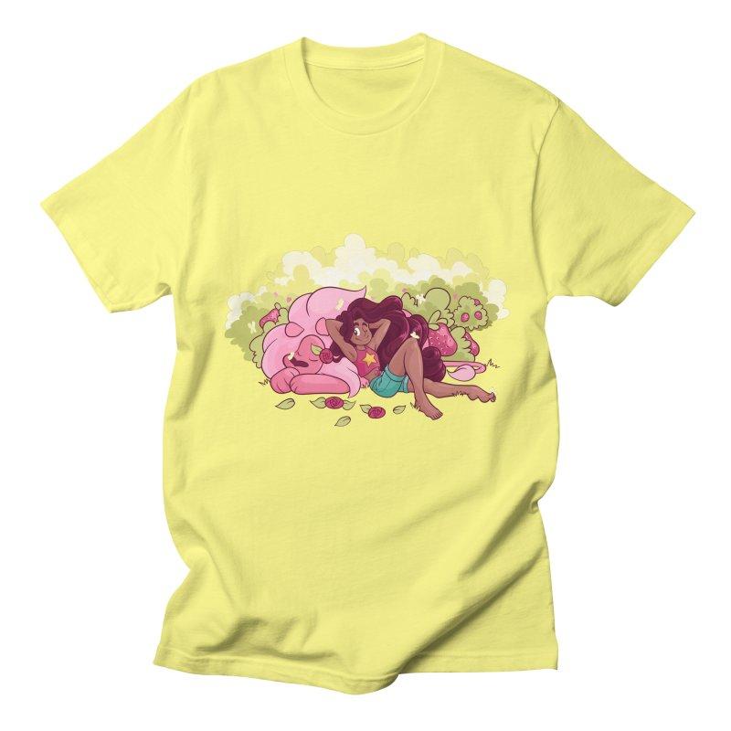 Stevonnie Men's T-shirt by AlePresser's Artist Shop