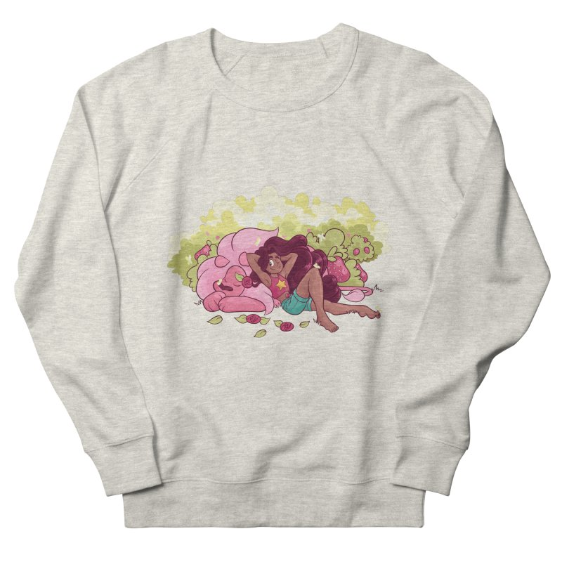 Stevonnie Men's French Terry Sweatshirt by AlePresser's Artist Shop