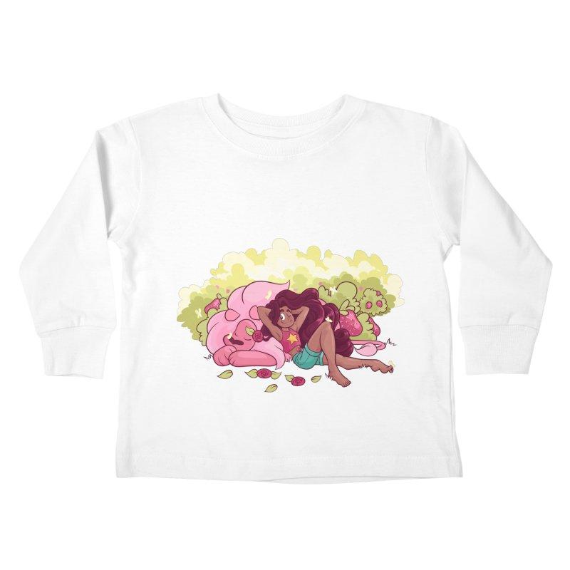 Stevonnie Kids Toddler Longsleeve T-Shirt by AlePresser's Artist Shop