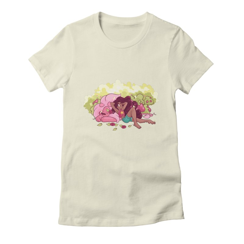 Stevonnie Women's Fitted T-Shirt by AlePresser's Artist Shop