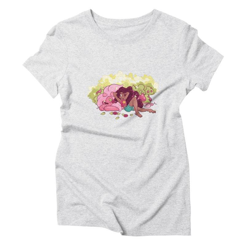 Stevonnie Women's Triblend T-Shirt by AlePresser's Artist Shop