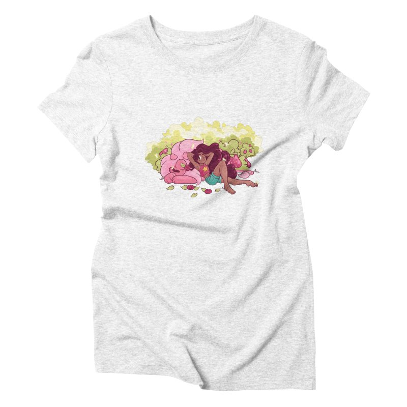 Stevonnie Women's Triblend T-shirt by AlePresser's Artist Shop