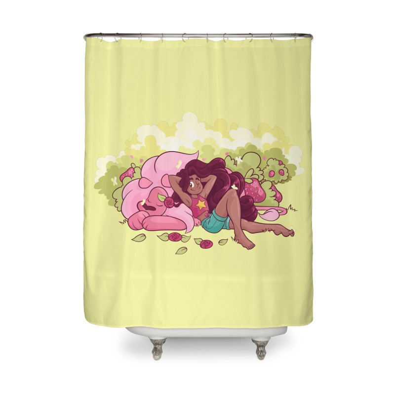 Stevonnie Home Shower Curtain by AlePresser's Artist Shop
