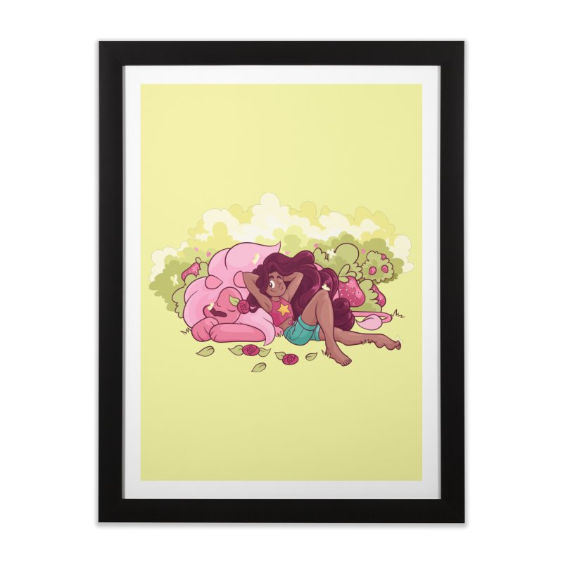 Stevonnie Home Framed Fine Art Print by AlePresser's Artist Shop