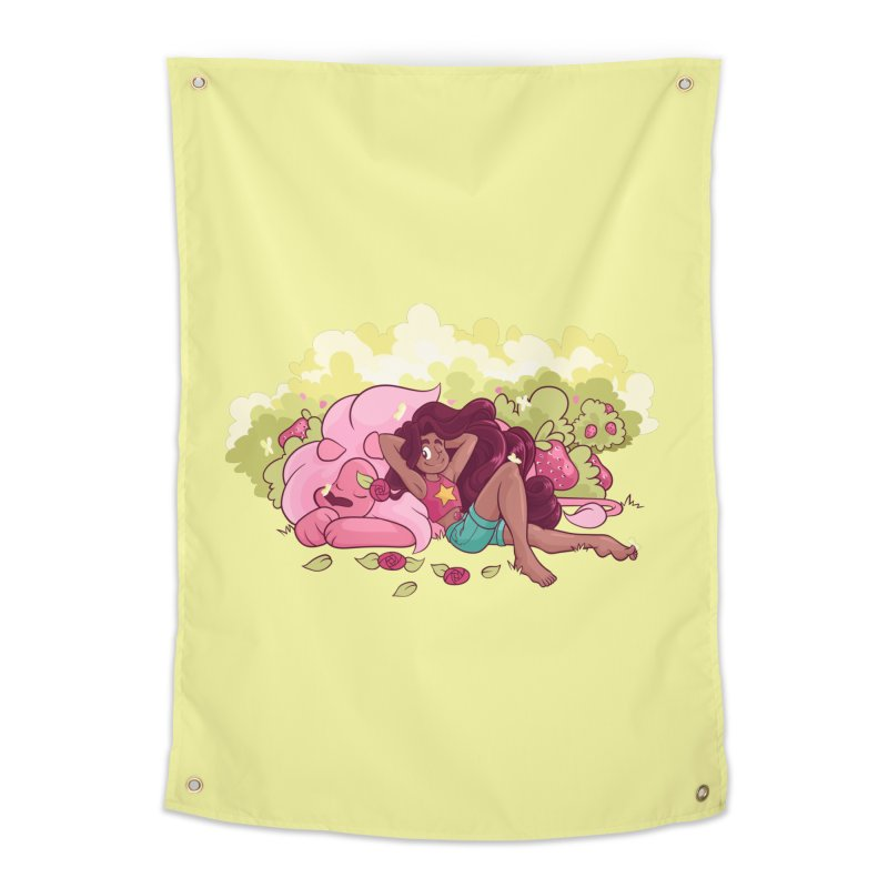 Stevonnie Home Tapestry by AlePresser's Artist Shop