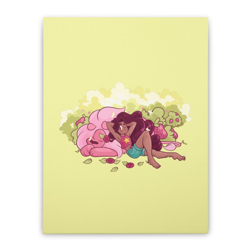 Stevonnie Home Stretched Canvas by AlePresser's Artist Shop