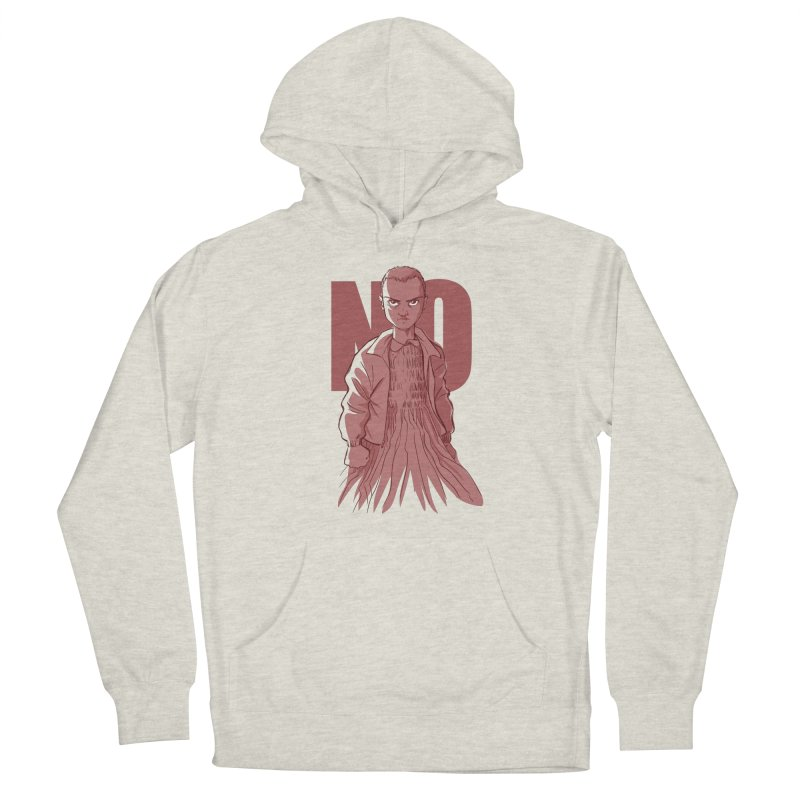 Friends don't lie Men's French Terry Pullover Hoody by AlePresser's Artist Shop