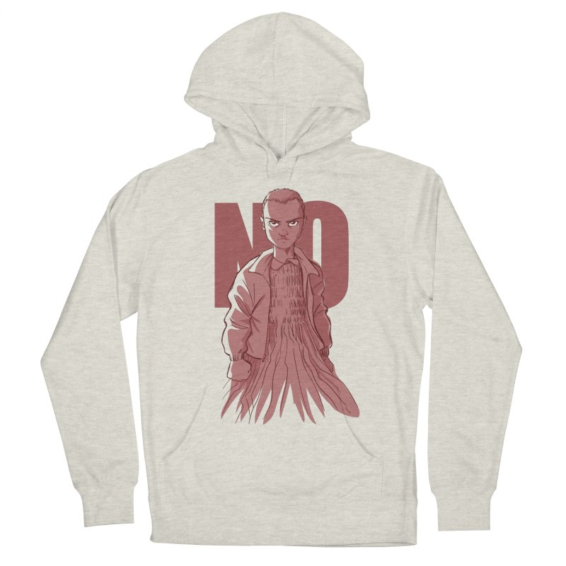 Friends don't lie Women's French Terry Pullover Hoody by AlePresser's Artist Shop