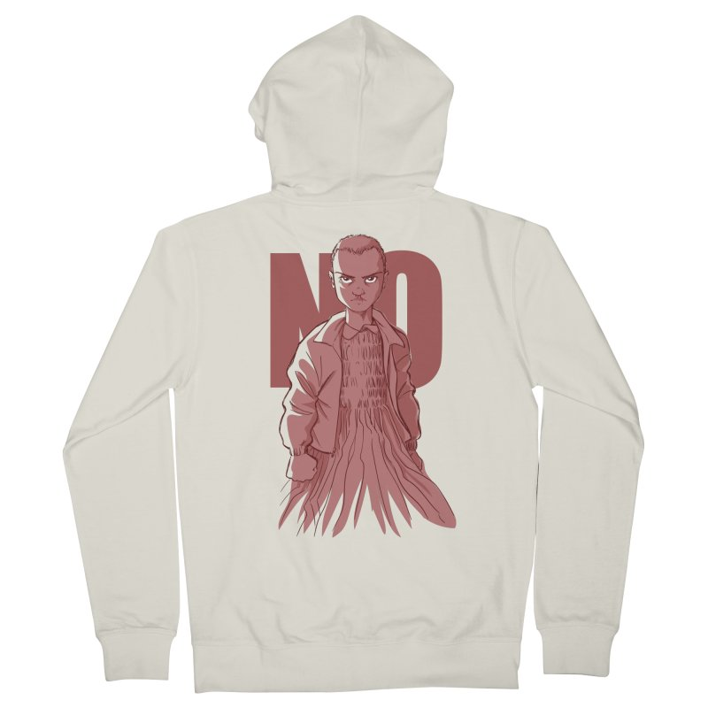 Friends don't lie Men's Zip-Up Hoody by AlePresser's Artist Shop