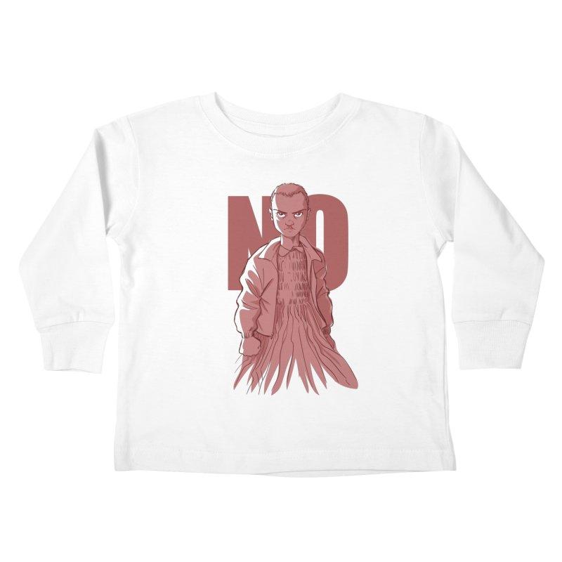 Friends don't lie Kids Toddler Longsleeve T-Shirt by AlePresser's Artist Shop