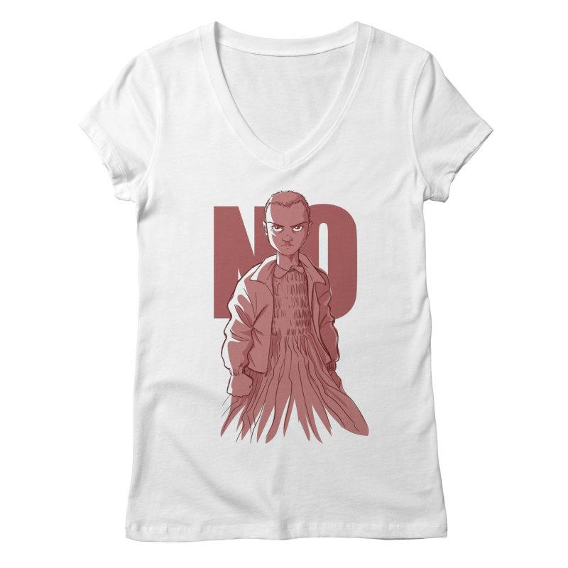 Friends don't lie Women's Regular V-Neck by AlePresser's Artist Shop