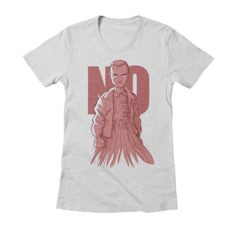 Friends don't lie Women's Fitted T-Shirt by AlePresser's Artist Shop