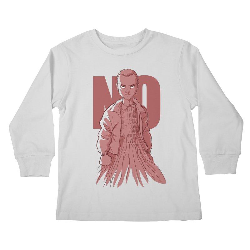 Friends don't lie Kids Longsleeve T-Shirt by AlePresser's Artist Shop