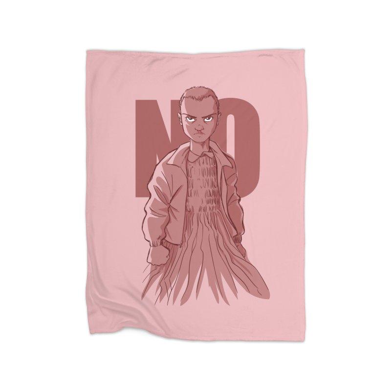 Friends don't lie Home Fleece Blanket Blanket by AlePresser's Artist Shop