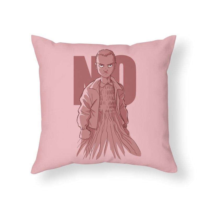 Friends don't lie Home Throw Pillow by AlePresser's Artist Shop