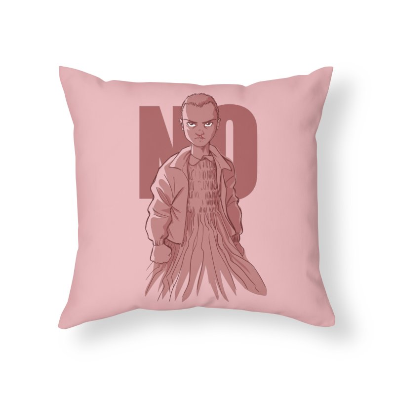 Friends don't lie Home Throw Pillow by AlePresser's Artist Shop