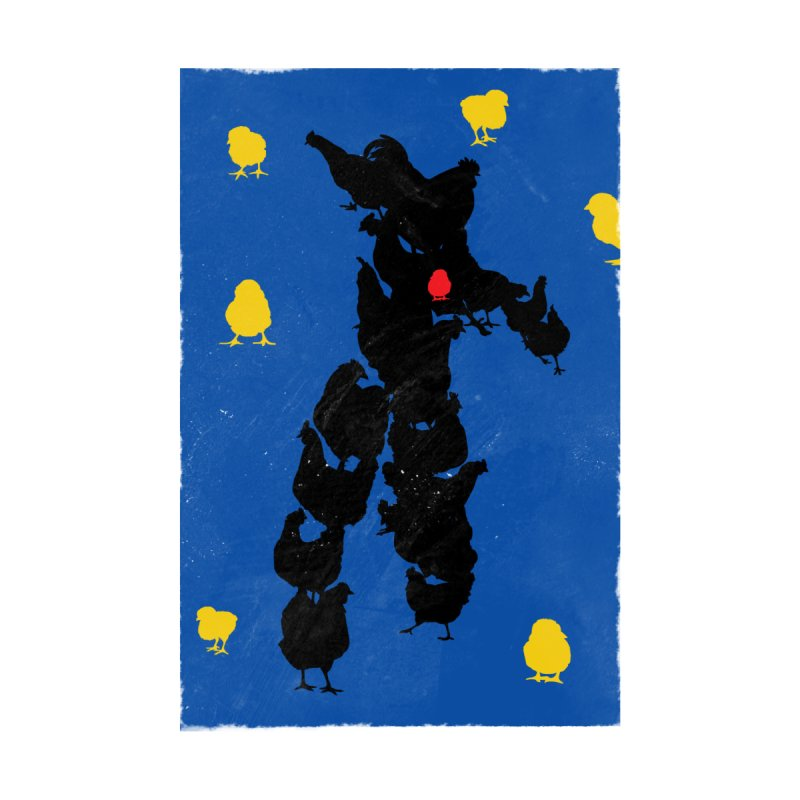 Miró la gallina by Poultry Poetry