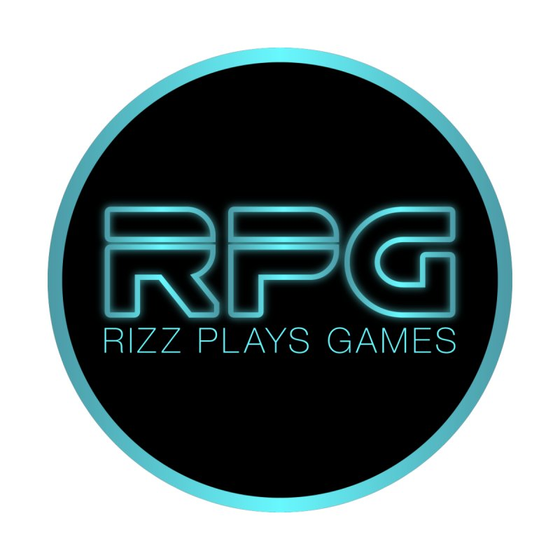 Rizz Plays Games by Alexander Kahrs Merch