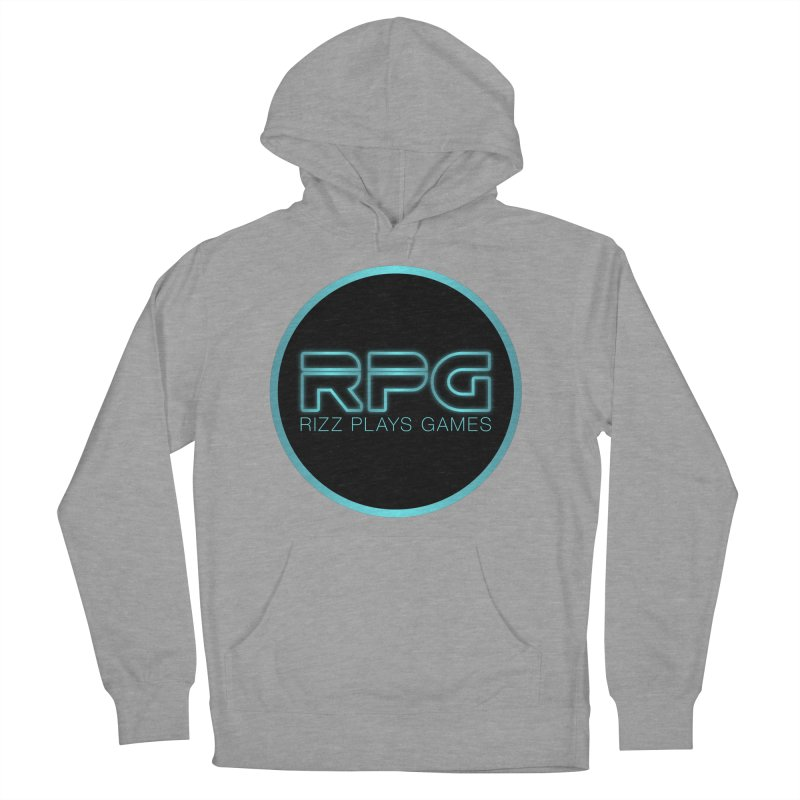 Rizz Plays Games Women's French Terry Pullover Hoody by Alexander Kahrs Merch