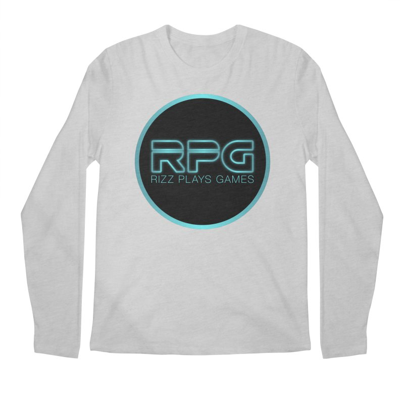 Rizz Plays Games Men's Longsleeve T-Shirt by Alexander Kahrs Merch