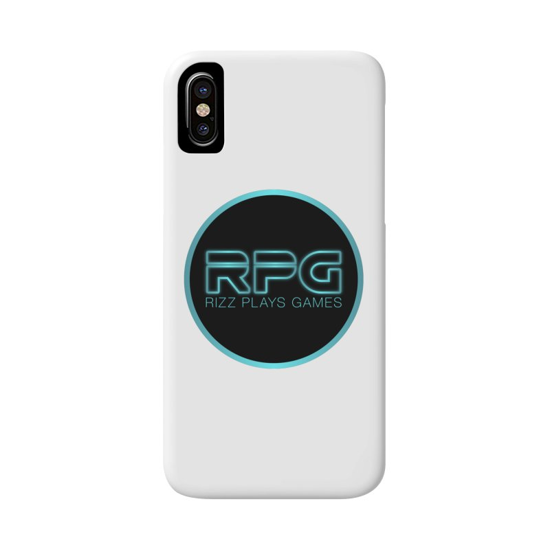 Rizz Plays Games Accessories Phone Case by Alexander Kahrs Merch