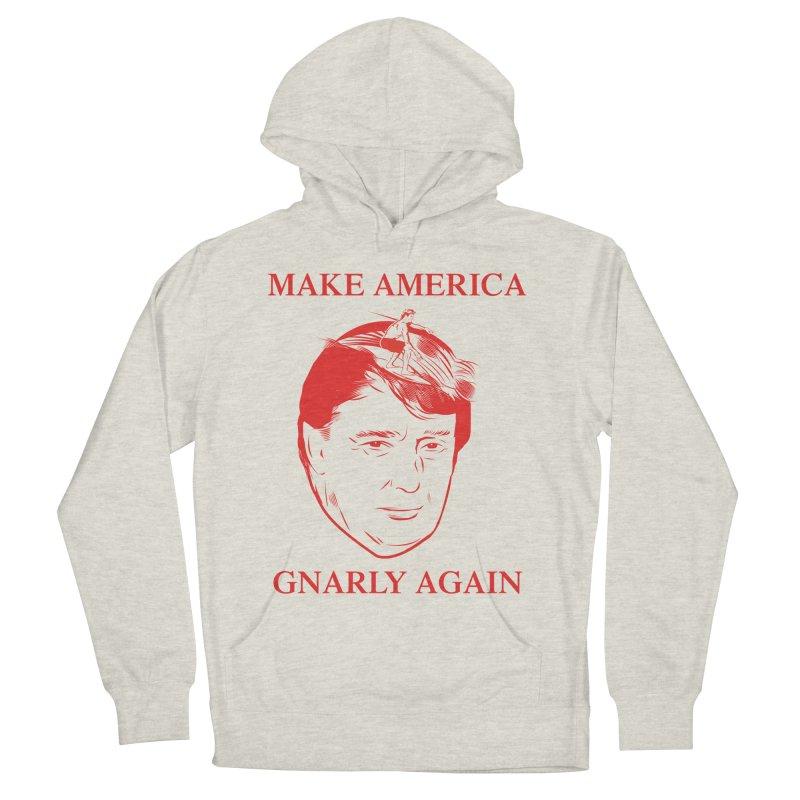 Gnarly Again Men's Pullover Hoody by alexanderkey's Artist Shop