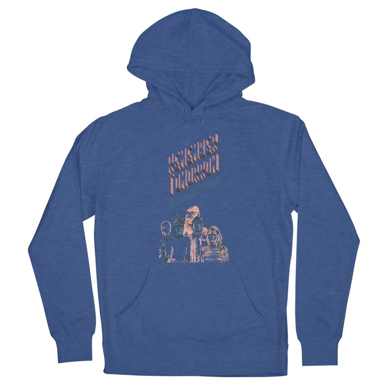 Remember Tomorrow Hello Women's Pullover Hoody by alexaustindesign's Artist Shop