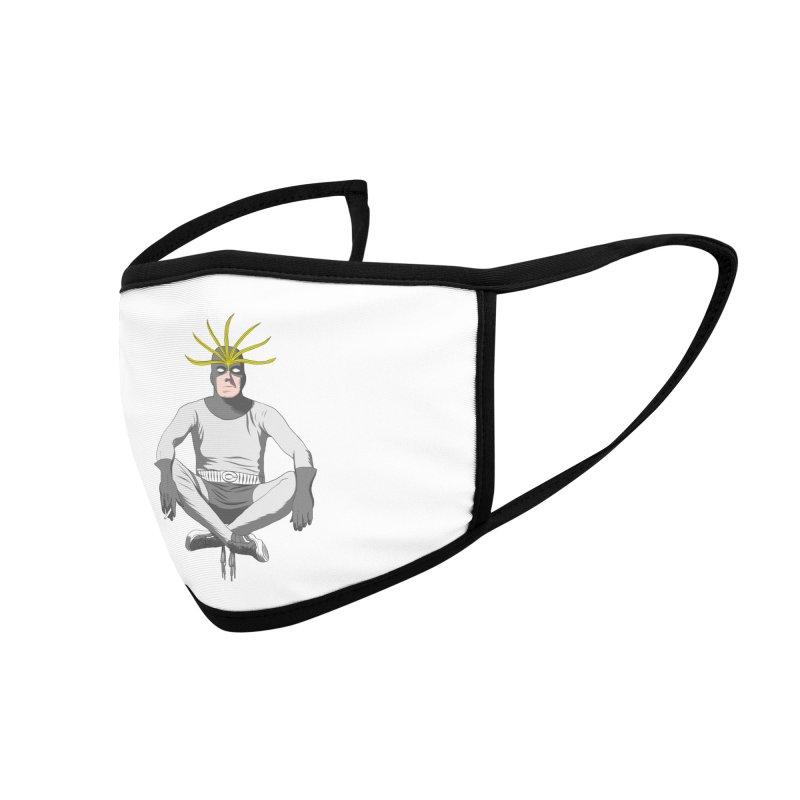 Mister Chron Accessories Face Mask by Alex Austin Design Shop