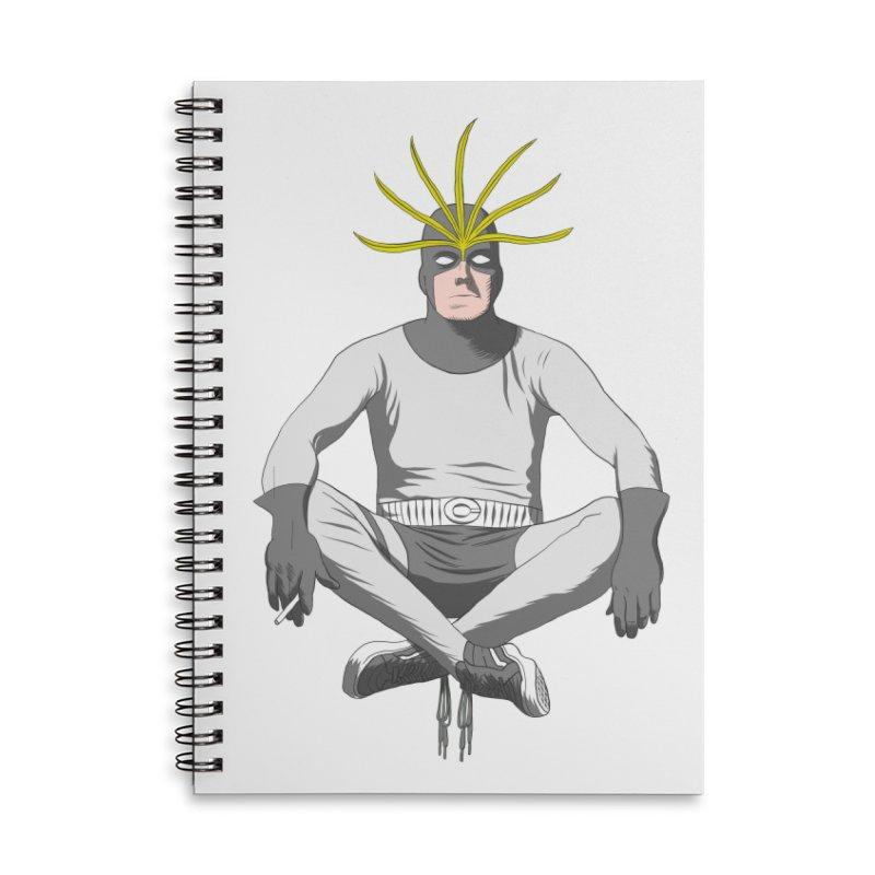 Mister Chron Accessories Notebook by Alex Austin Design Shop